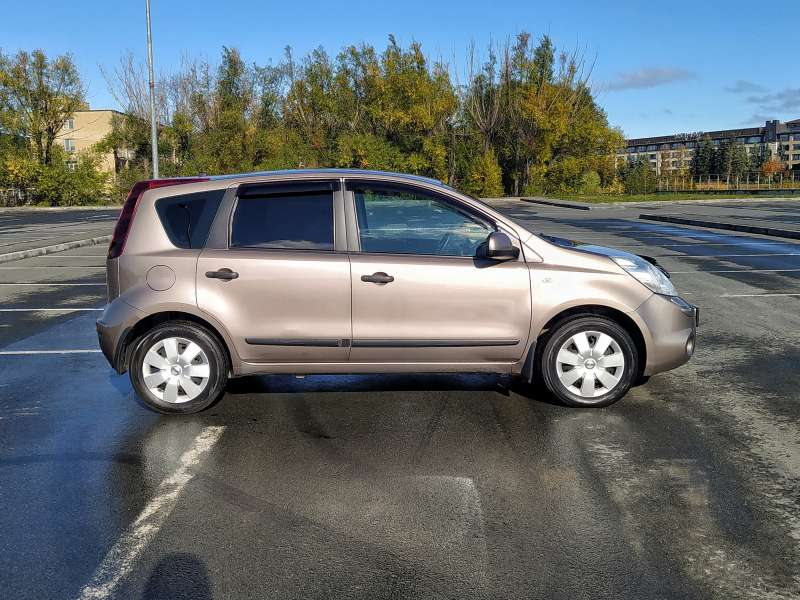 Фото 7 - Nissan Note