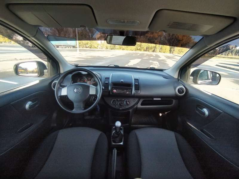Фото 8 - Nissan Note